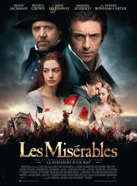 Szenenfoto aus dem Film 'Les Mis�rables' © Universal Pictures, Relativity Media, Working Title Films, Cameron Mackintosh Ltd., , Archiv KinoTV