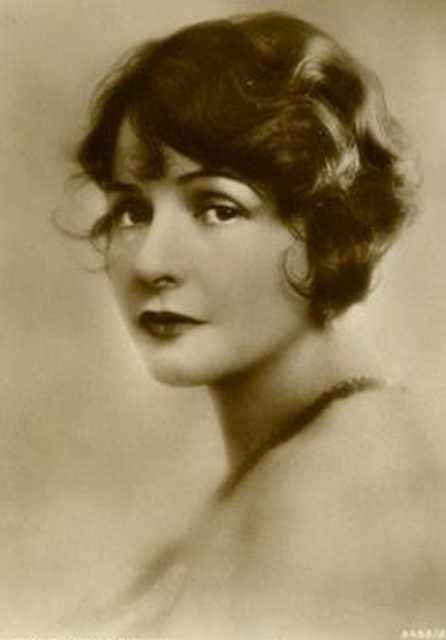 Portrait Norma Talmadge