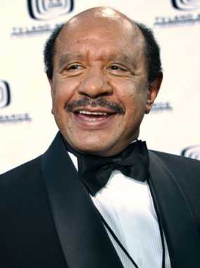Portrait Sherman Hemsley
