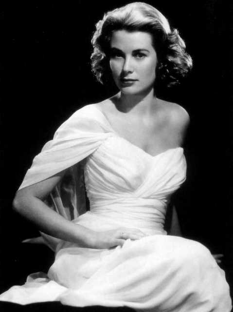 Portrait Grace Kelly