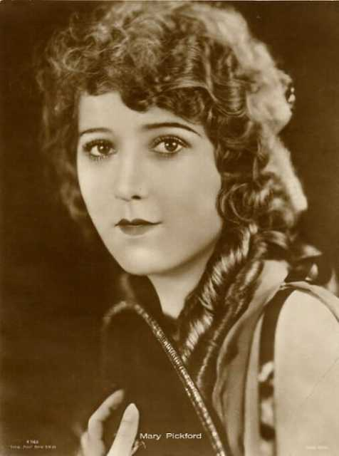 Portrait Mary Pickford, Archiv KinoTV
