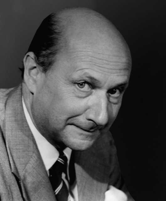 Portrait Donald Pleasence
