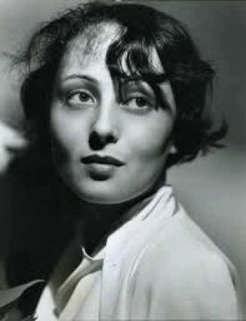 Portrait Luise Rainer