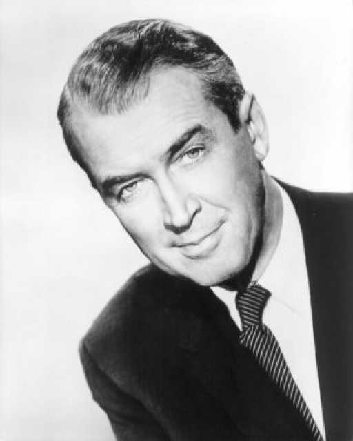 Portrait James Stewart, Archiv KinoTV
