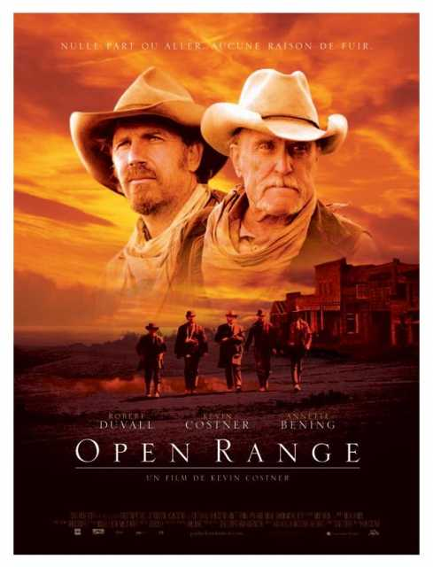 Foto Open Range ©  Tig Productions / Bayerisches Fernsehen - Stills Photographer's name not on file